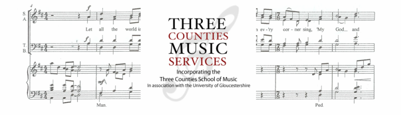 THREE COUNTIES MUSIC SERVICESIncorporating the Three counties School of Music